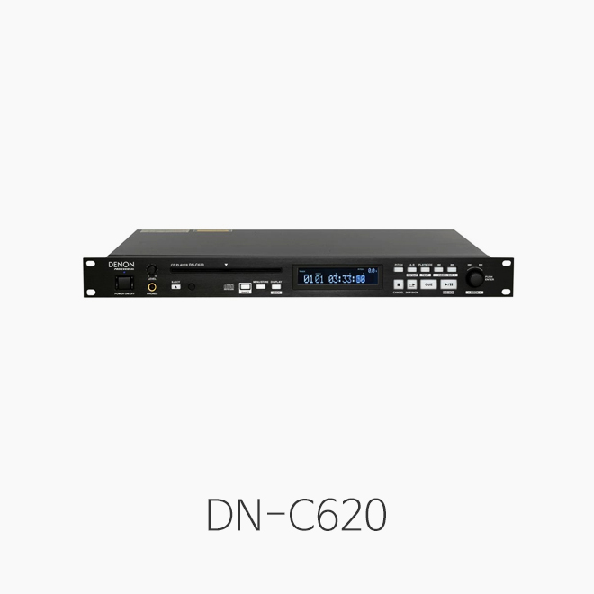 [DENON] DN-C620, CD MP3 플레이어