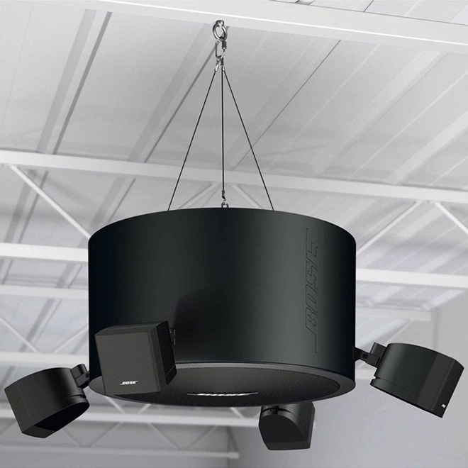 [BOSE] FreeSpace Omni Pendant Mount Kit / FreeSpace3 팬던트 마운트 키트