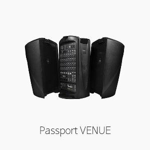 [FENDER] Passport VENUE 포터블 PA시스템