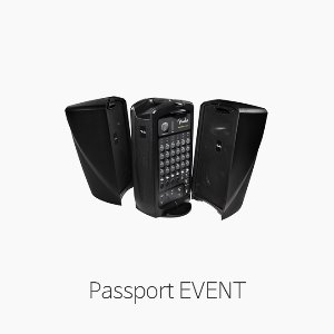 [FENDER] Passport EVENT 포터블 PA시스템