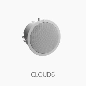 "[Community] CLOUD6, 6"" 2Way coaxial 실링스피커/ 출력 60W RMX/ 16ohm or 70/100V (단위/1조)"