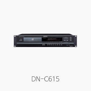 [DENON] DN-C615, CD/MP3 플레이어