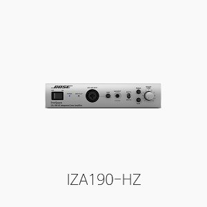 [BOSE] FreeSpace IZA190-HZ, 믹싱 앰프/ IZA190HZ