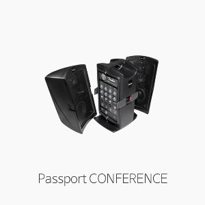 [FENDER] Passport CONFERENCE 포터블 PA시스템